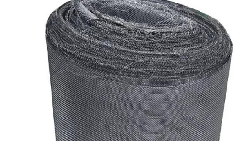 Сетка тканая саржевого плетения