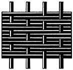 Сетка фильтровая С- саржевого переплетения